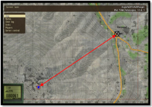 Angle To Target Calculation for Arma 2